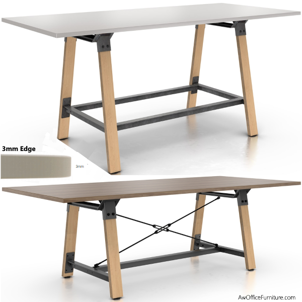 Seated and Standing Tables - Enwork Adventure Series