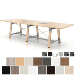Power & Data Conference Table