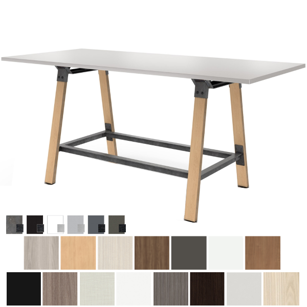 Enwork Adventure Counter or Standing Height Table
