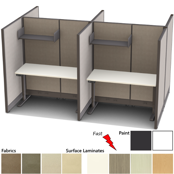 Fabric Cubicles