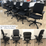 Leap Chairs at Anderson & Worth Office Furniture - April 2021