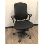 facing view celle chair