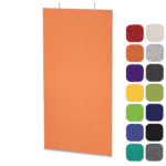 Solid Acoustical Panel for Ceiling or Wall