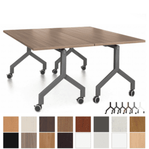 Flip Top Nesting Training Table
