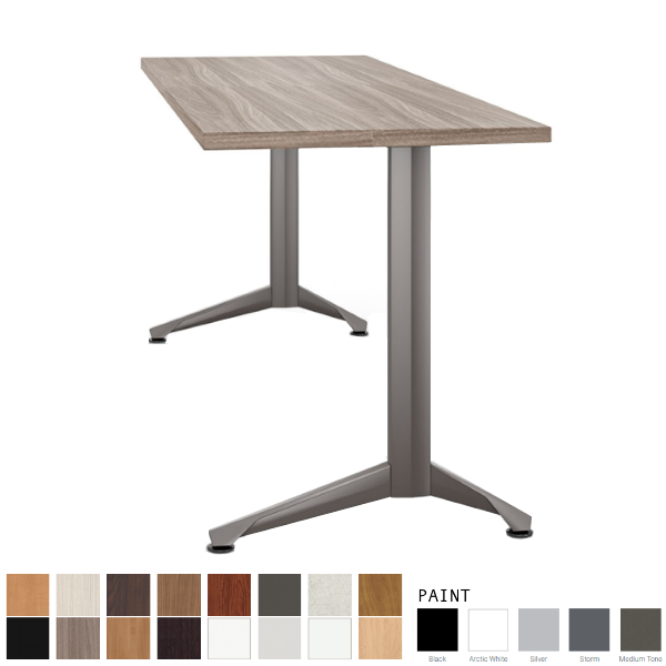 """18""""D Training Table with C-Leg Base"""