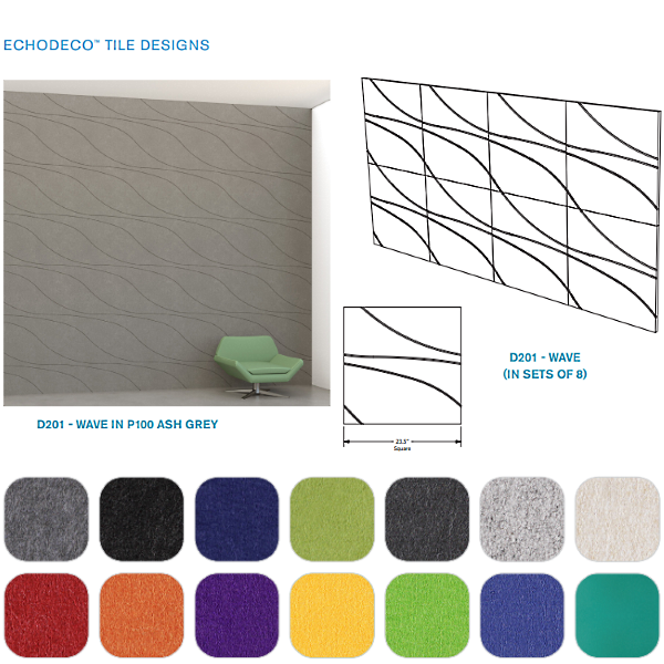 Designer Wall Covering Tiles Specification