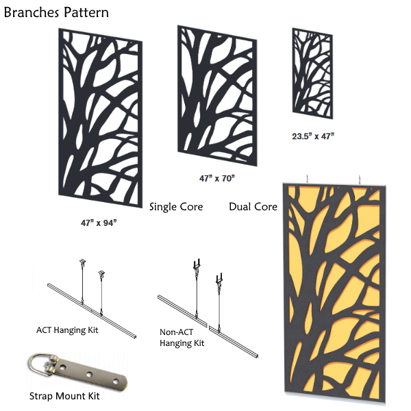 Branches Pattern Info